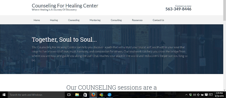 counseling for healing