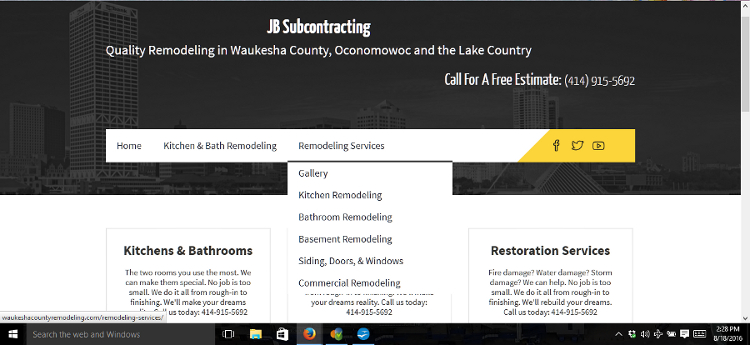 jb subcontracting
